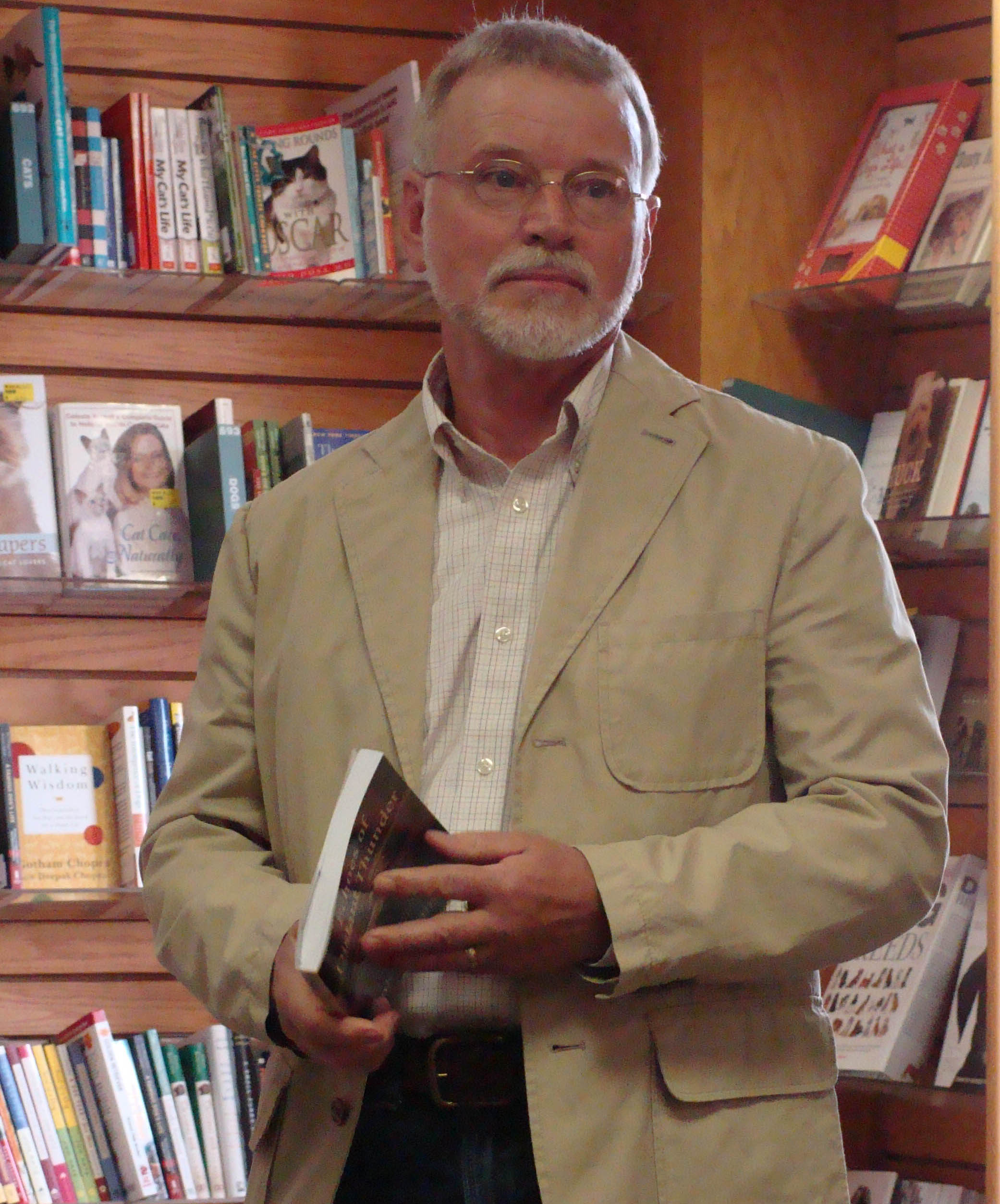 Frank Slaughter, Author